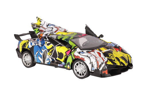 car-toy-photoshoot